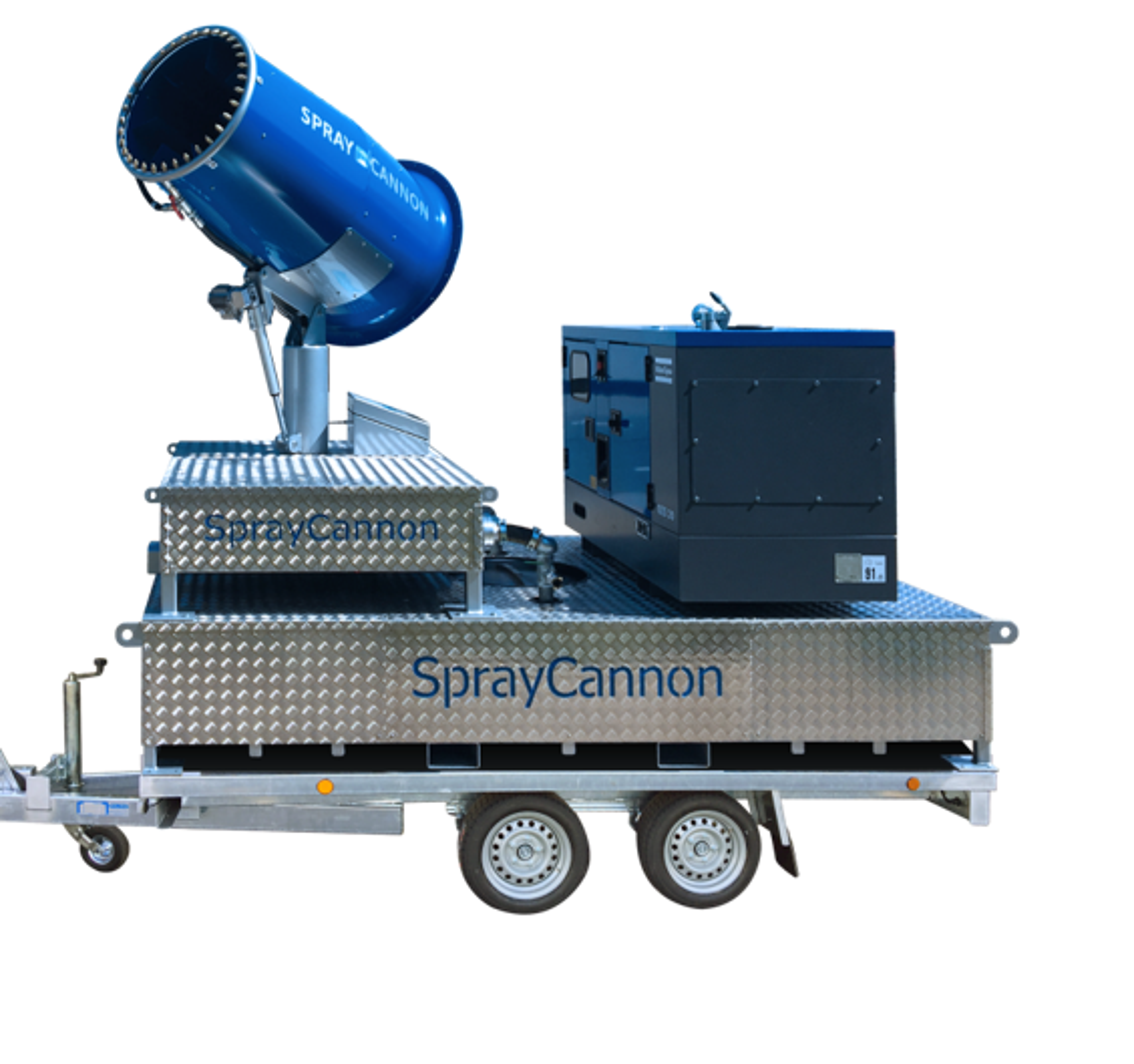 Spraycannon 60 SS