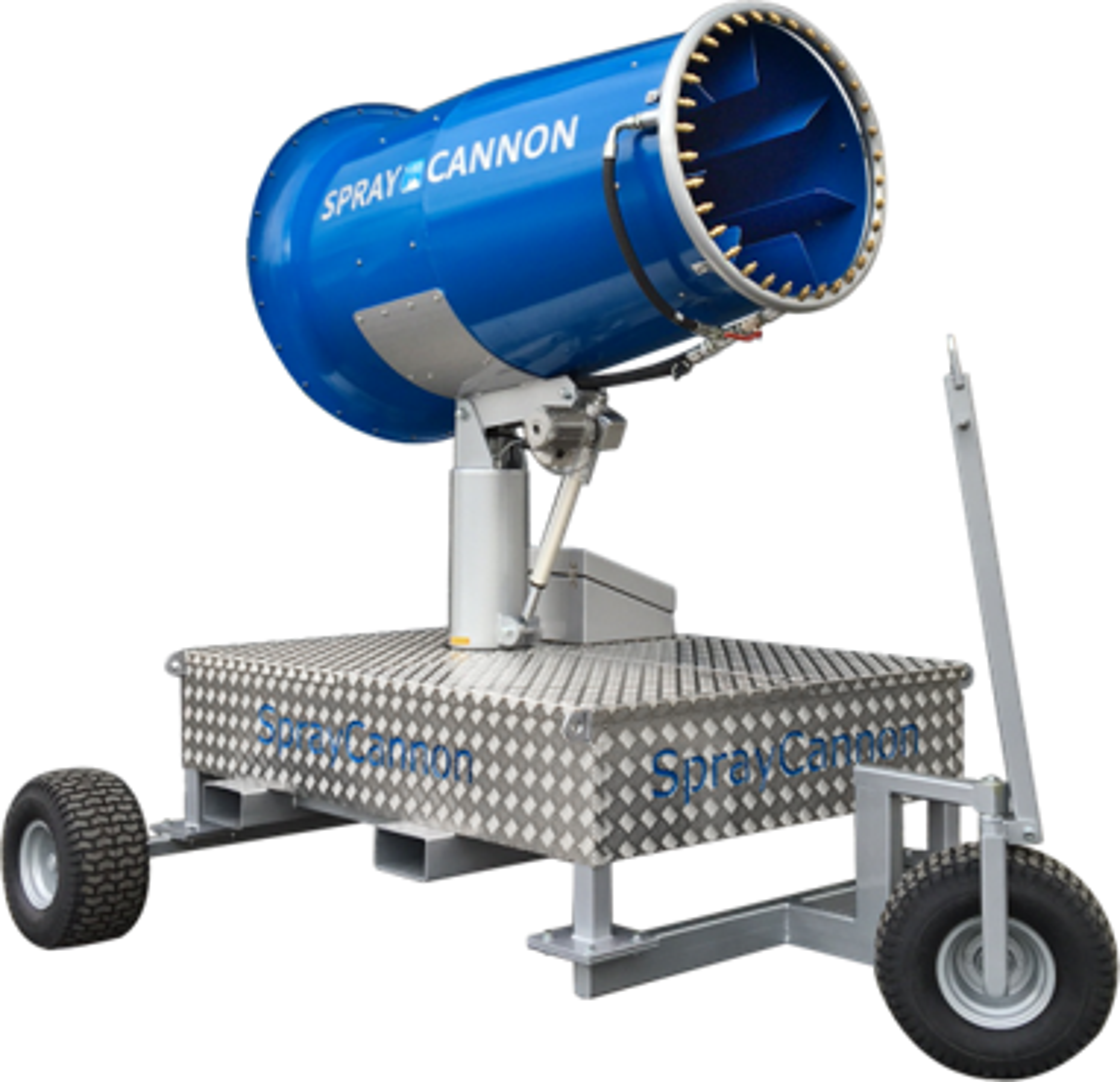 Spraycannon 90