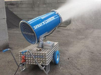 Spraycannon 35