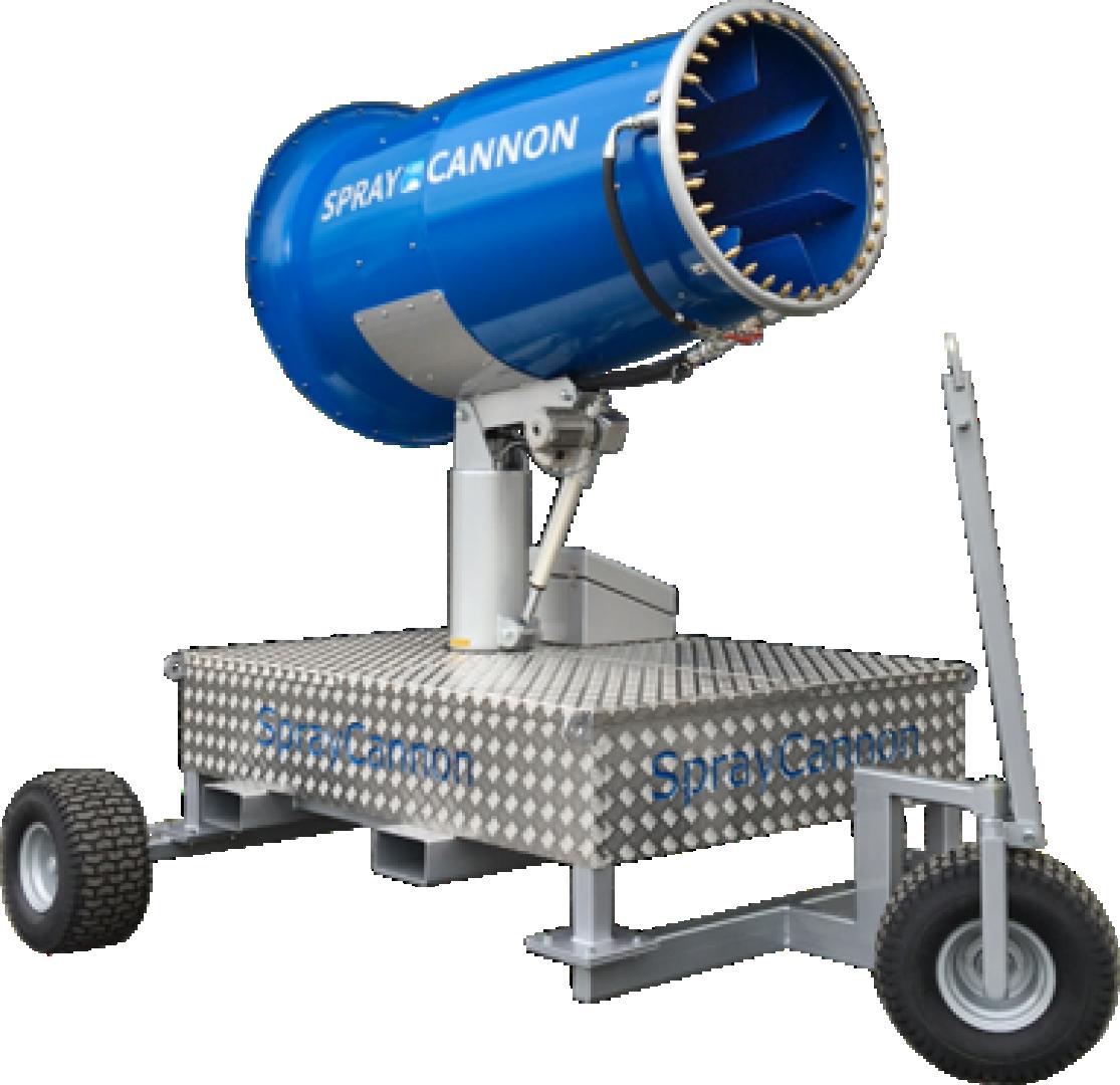 Spraycannon 60