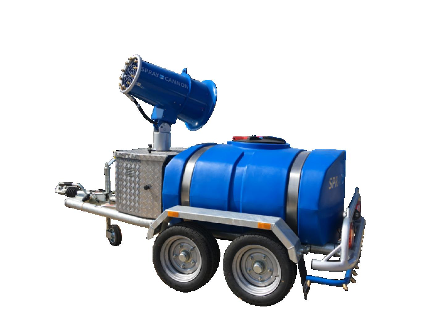 Spraycannon 25 SS
