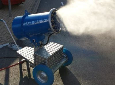 Spraycannon 25
