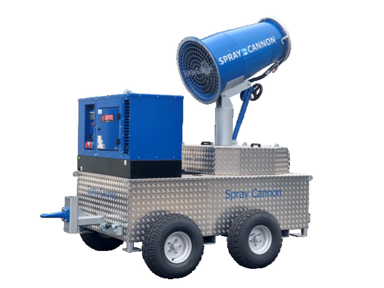 Spraycannon 50 SS